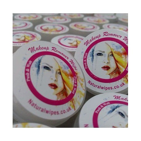 Sample 2 Units Makeup Remover/Face wipes